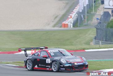 Jeffrey Schmidt lead Carrera Cup