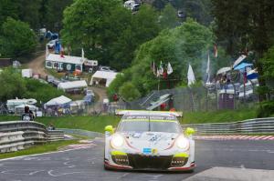 90 : Steve Smith, Hari Proczyk ; Porsche 911 GT3 Cup MR : abandon