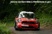 Rallye : les pilotes suisses se sont distingués ce week-end en France et en Italie