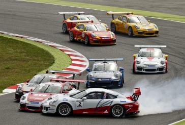 Porsche Supercup – Top 10 for Jeffrey Schmidt in Barcelona