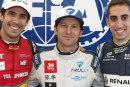 Buemi qualifié à la 3e place à l'ePrix de Berlin