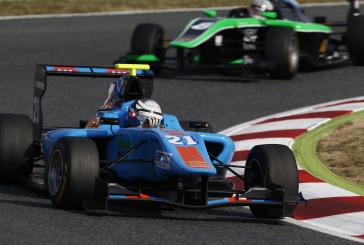 GP3 – Schwieriger Start in Barcelona