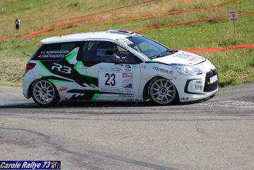 Rallye des Bornes : Scheidegger meilleur Suisse, victoire de classe pour Laurent Bérard