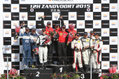 Hofor-Racing Mercedes wins the 2015 Hankook 12H ZANDVOORT