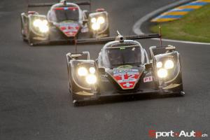 Rebellion aux 24h du Mans 2012