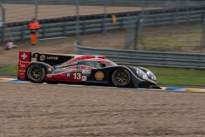 Rebellion aux 24h du Mans 2013
