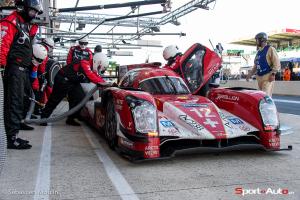 Rebellion aux 24h du Mans 2014