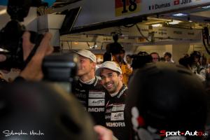 Neel Jani signe la pole des 24h du Mans 2015