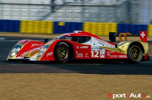 Rebellion aux 24h du Mans 2011