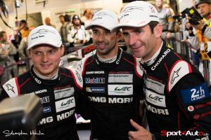 24h du Mans 2015 - Après Jo Siffert, Neel Jani s'offre la pole !