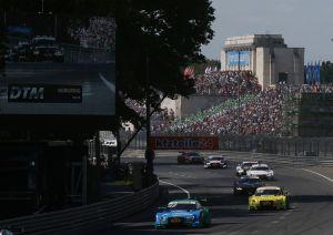 DTM – Week-end difficile pour Edoardo Mortara et Nico Müller au Norisring