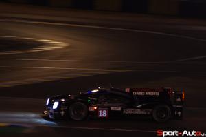 24h du Mans 2015 - Neel Jani en pole provisoire