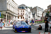 Total 24h of Spa : Impressive crowd greets parade in the Spa town centre