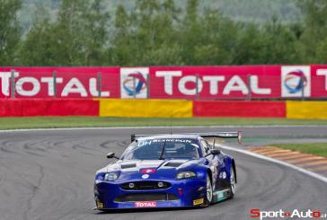 Total 24h de Spa – Emil Frey Racing débute sa semaine en fanfare