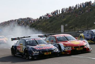 Antonio Félix Da Costa takes his maiden DTM victory