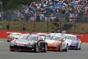 Porsche Supercup – Jeffrey Schmidt in top 10