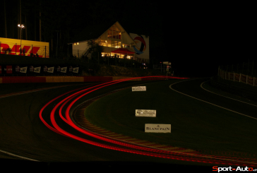 Sparkling spectacle at the Total 24 Hours of Spa