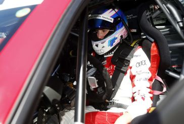 Rahel Frey fourth in Audi Sport TT Cup
