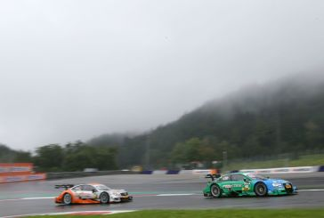 DTM – Top 5 for Edoardo Mortara and Nico Müller – Radio call sparks a lot of discussion