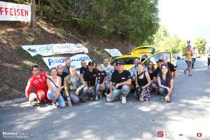 Le monde du Rallye Suisse réuni pour la bonne cause