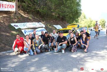Le Rallye Suisse a roulé contre la mucoviscidose