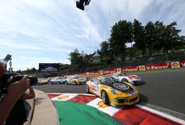 Porsche Supercup – Top 5 for Jeffrey Schmidt
