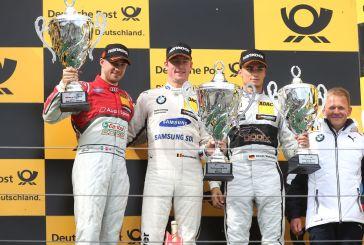 DTM – Edoardo Mortara deuxième du championnat après un nouveau podium