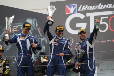 Blancpain Endurance Series – McLaren wins iRacing.com GT500 at the Nürburgring