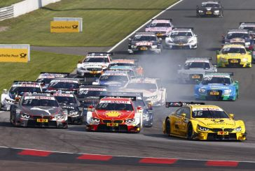 DTM – Glock celebrates second DTM win – Wehrlein takes point's lead