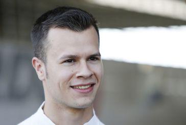 Patric Niederhauser en GP2 à Monza