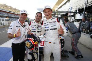 FIA WEC - Neel Jani décroche une nouvelle pole position