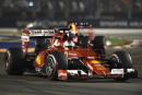 F1 – Vettel s'impose au bout d'un Grand-Prix de Singapour décoiffant – Un petit point pour Sauber