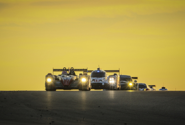 FIA WEC – Team Sard Morand secures third top 5 finish in 2015