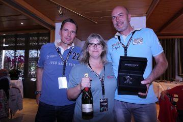 Rallye de régularité – La seconde édition du Jo Siffert Challenge a été remportée par Brigitte et Armin Labhart