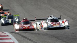 FIA Wec - Rebellion Racing présentation de Fuji