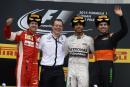 F1 – GP Russie : Victoire pour Hamilton- Belle 6ème place de Nasr (Sauber), grosse sortir pour Grosjean