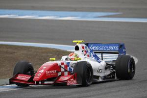 WSR FR 3.5  - Jerez - Rookie Tests -  Louis Delétraz
