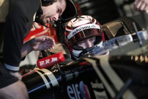 WSR FR 3.5  - Jerez - Rookie Tests -  Kevin Jörg