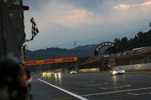 WEC – 6h de Fuji: Doublé Porsche, la N°18 de Jani offrant la victoire à la N°17 qui prend la tête du championnat.