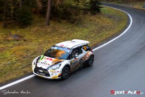 3e : Olivier Burri - Klinger Nicolas(Citroën DS3 RRC)