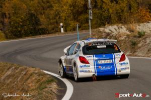 3e: Sołowow Michał - Baran Maciej (Peugeot 207 S2000)