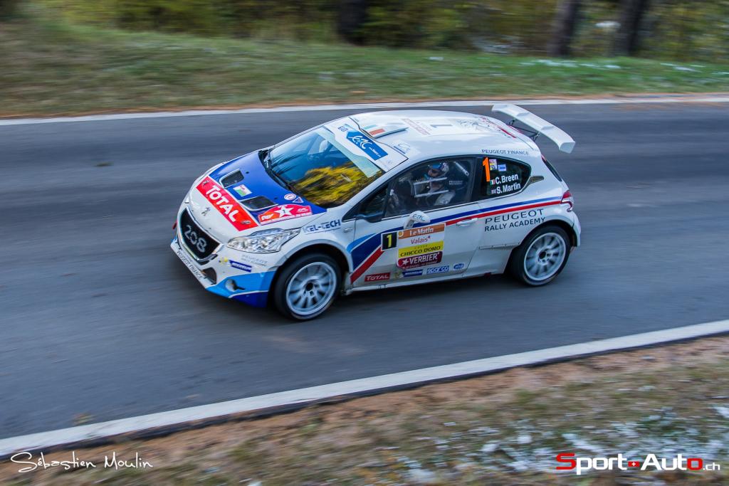 2e : Breen Craig - Martin Scott (Peugeot 208 T16)