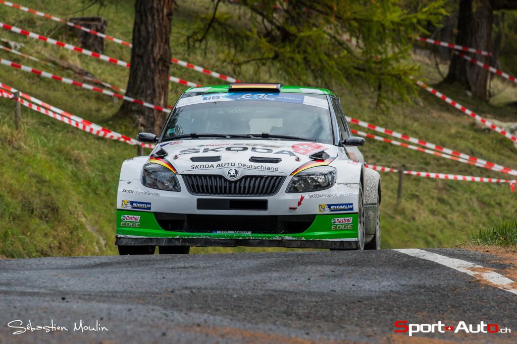 3e : Wiegand Sepp - Christian Frankicon (Škoda Fabia S2000)