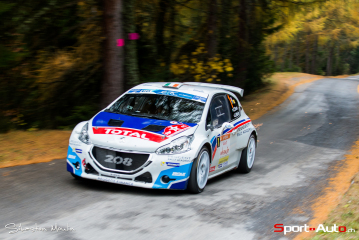 RIV – Breen takes early ERC lead after clean sweep of Valais stages