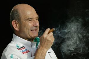 Peter Sauber- l'homme au cigare est très respecté dans le paddock