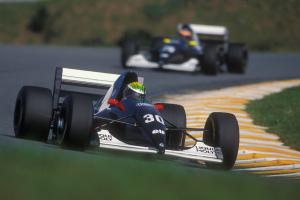 La Sauber C12, première Formule 1 construite par Sauber (1993)