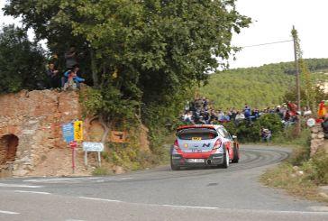 WRC – Fantastic Spanish podium for Hyundai Motorsport as Sordo takes third