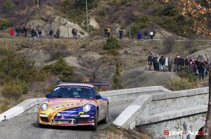 François Delecour ne manquera pas de faire vibrer le public valaisan au volant de sa Porsche !