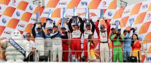 Asian Le Mans Series - Deuxième victoire pour Race Performance
