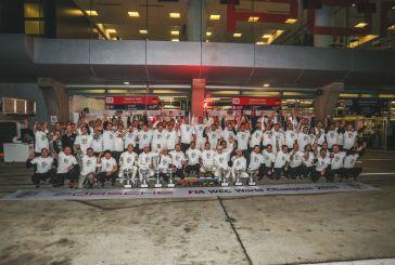 FIA WEC – Porsche remporte le Championnat du Monde Constructeur après 29 ans